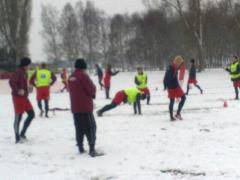 Snowy training