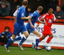 Brown in action v Crawley