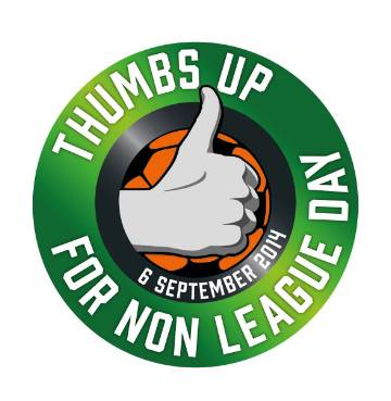 Thumbs Up For Non League - Vanarama